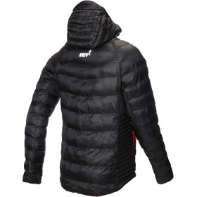 inov-8 Thermoshell Pro Chaqueta FZ Hombre, black/red